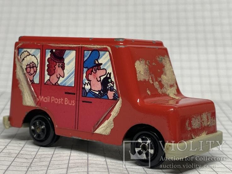 ERTL Woodland Animations Postman Pat Diecast Metal Vehicles Vans, фото №2
