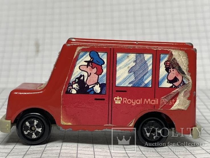 ERTL Woodland Animations Postman Pat Diecast Metal Vehicles Vans, фото №3