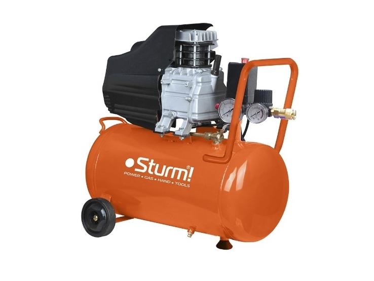 Воздушный компрессор (1500Вт, 24л) Sturm AC9315