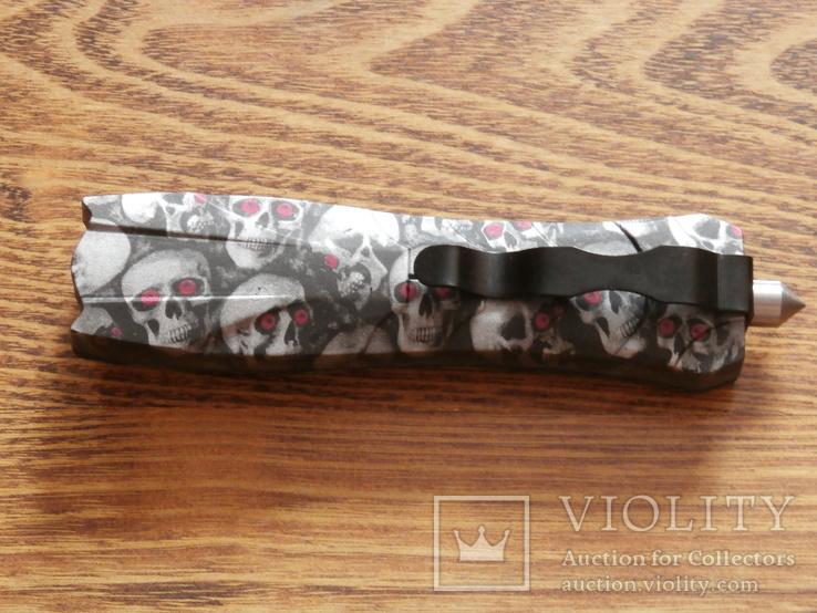 Нож выкидной Skillet 1900 Фронтальный 23см, фото №7