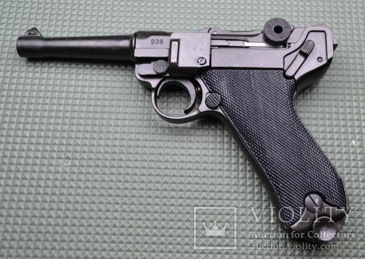 Макет Luger Р-08,реплика, фото №2