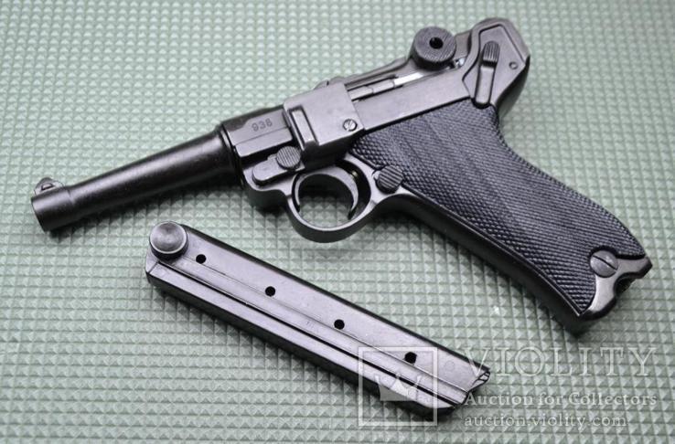 Макет Luger Р-08,реплика, фото №5