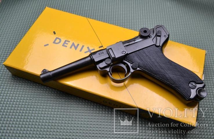 Макет Luger Р-08,реплика, фото №6