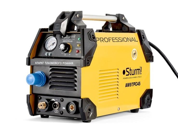 Аппарат плазменной резки (плазморез) 45A Sturm AW97PC45