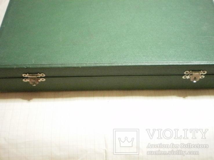 """Большая коробка для столовых приборов """"Главювелирторг"""", фото №3"""