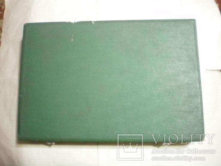 """Большая коробка для столовых приборов """"Главювелирторг"""", фото №2"""