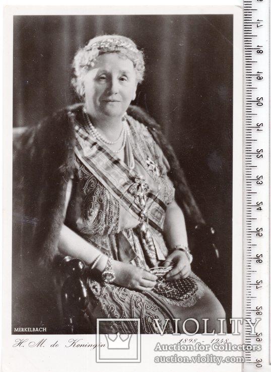 Открытка. До 1945 годa. Актеры Германии. (3)., фото №2