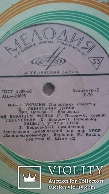 Фестиваль самодіяльного мистецтва Української РСР. 1967р., фото №10