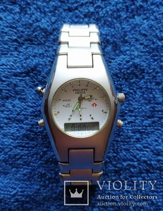 Часы PHilippe Arnol, фото №2
