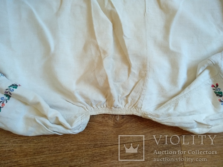 Женская сорочка вышиванка (буденка), фото №9