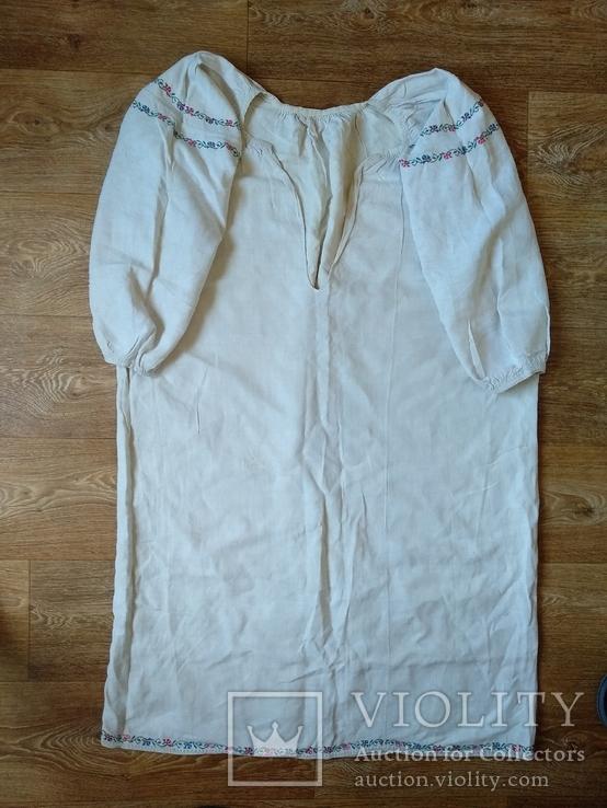 Женская сорочка вышиванка (буденка), фото №2