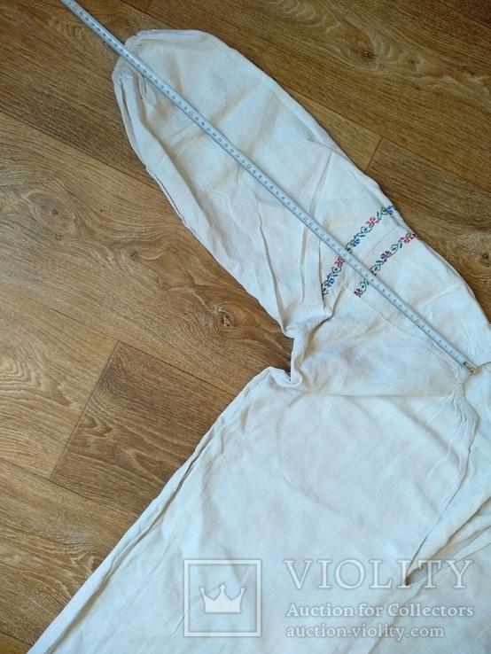 Женская сорочка вышиванка (буденка), фото №6