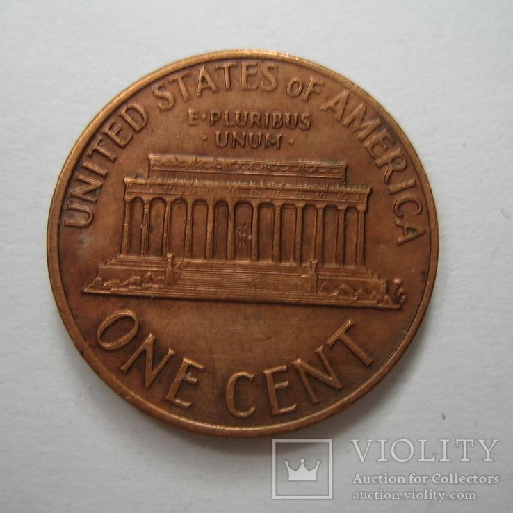 США 1 цент 1973 года., фото №4