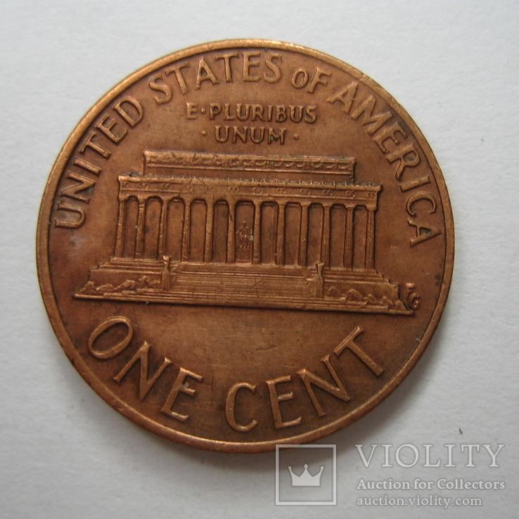 США 1 цент 1973 года., фото №5