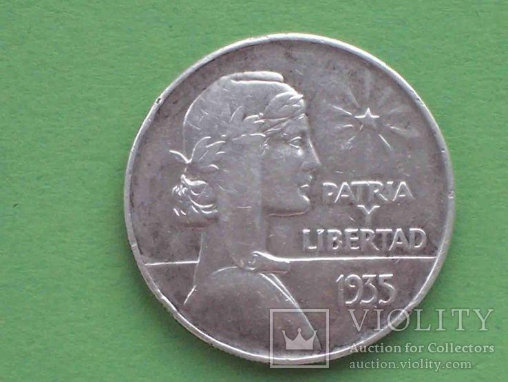 Куба 1935 Песо