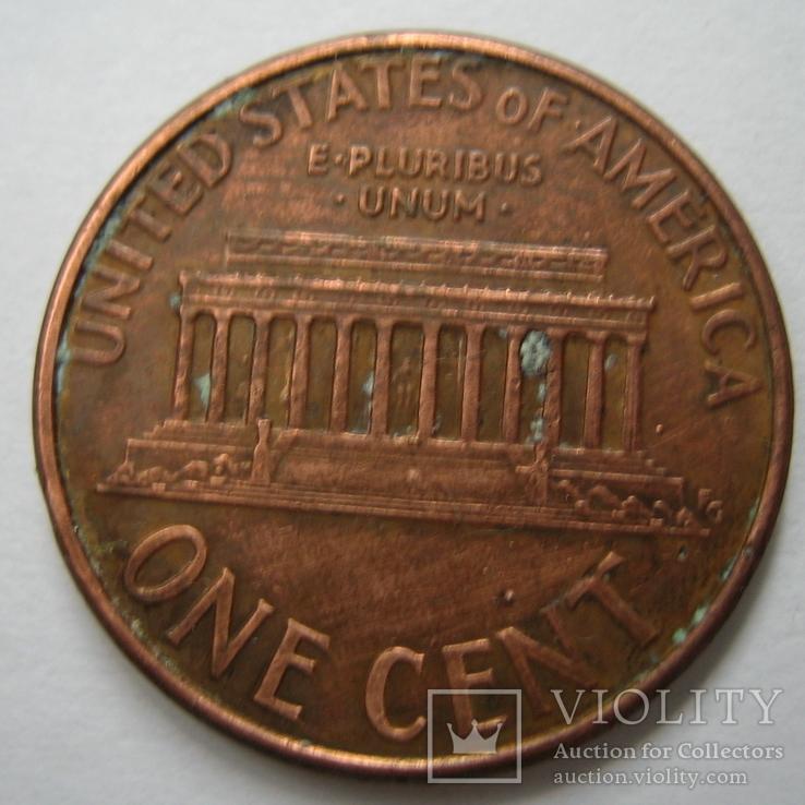 США 1 цент 1997 года., фото №7