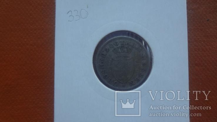 6 крейцеров 1826 Гессен серебро Холдер 330, фото №3