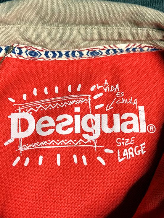 Поло (Футболка) - Desigual - размер, фото №6