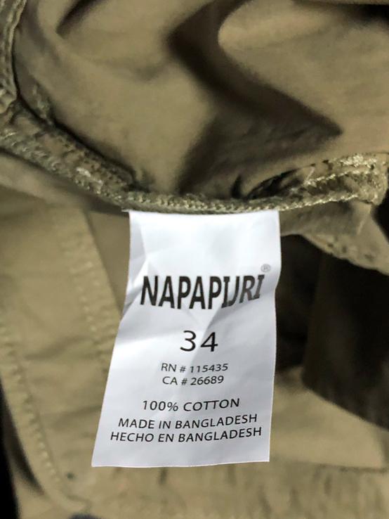 Шорты Napapijri размер 34, фото №9