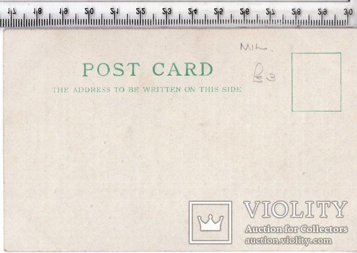 Первая мировая. Агитационная открытка. (3), фото №3