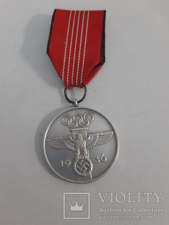 Копия медаль, фото №2