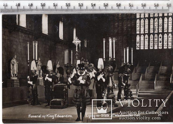 Открытка. Королевство Великобритания. Члены королевских семей. (3), фото №2