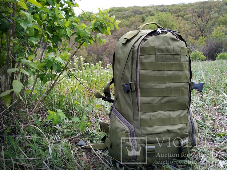 Рюкзак на 30 л. тактический, туристический, городской