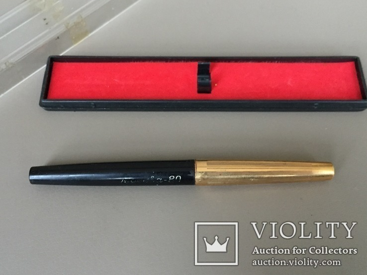 Ручка чернильная Москва 80 олимпиада, фото №3