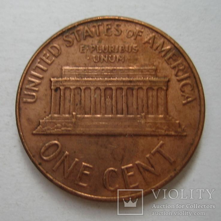 США 1 цент 1964 года., фото №7