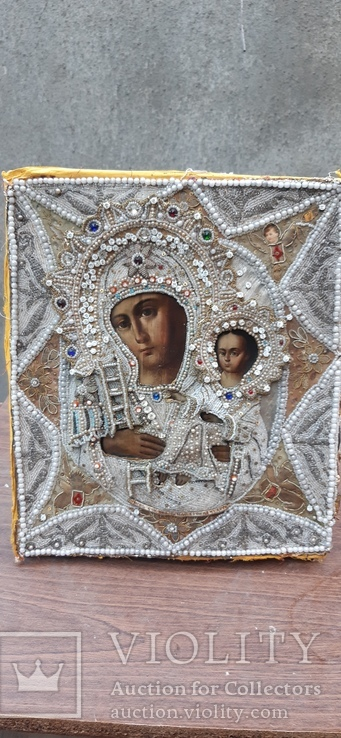 """Икона""""Неопалимая Купина"""", фото №2"""