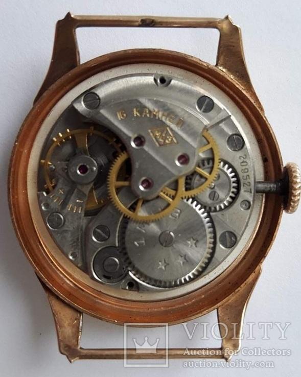 Часы золото Москва, фото №3