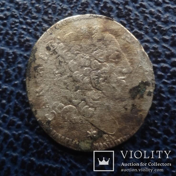 3  крейцера  1728  Бавария  серебро   ($11.1.20)~, фото №2
