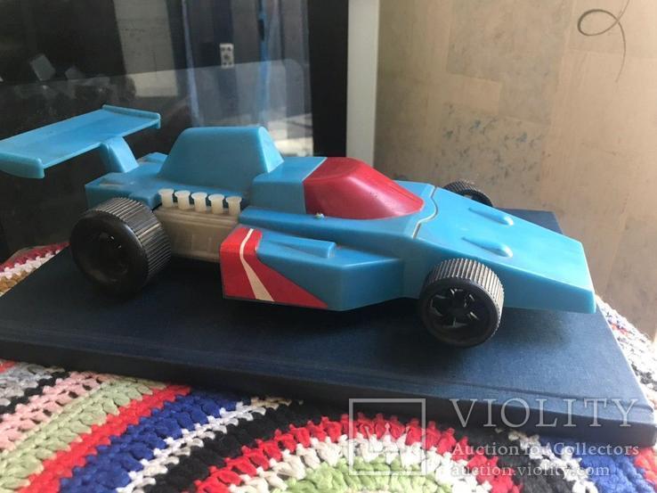 Автомобиль СССР на батарейках, фото №4