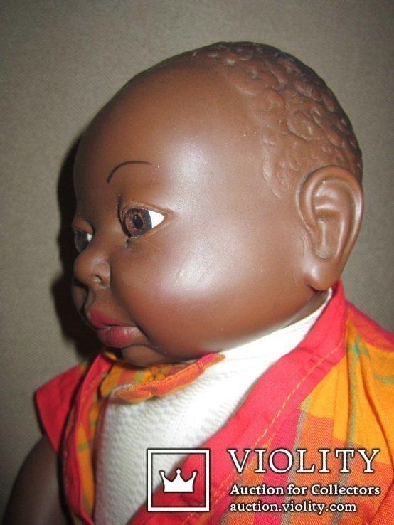 Кукла негр Джони 50см Испания, фото №8