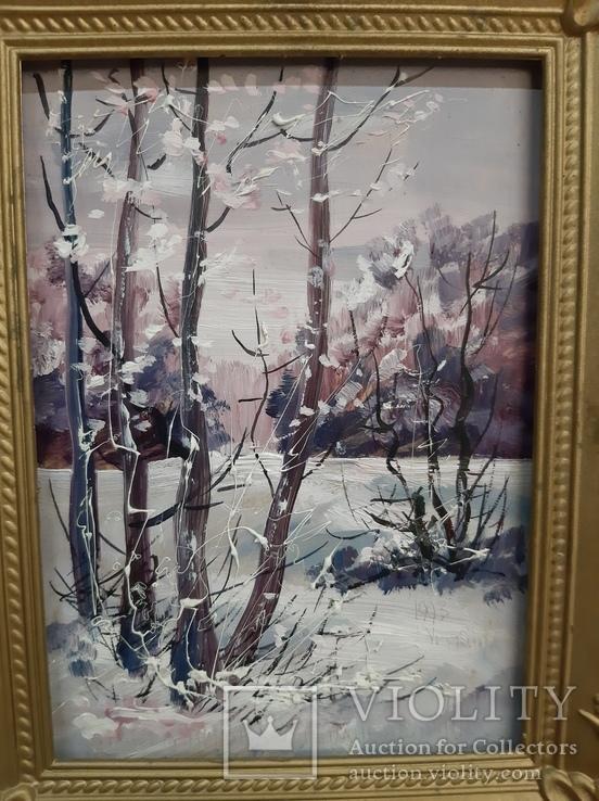 Корабельникова-Степаненко. Зима., фото №6