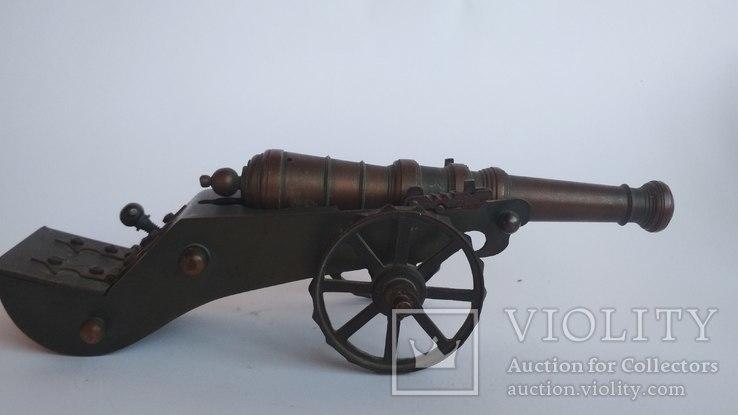 Старая бронзовая пушка, фото №10