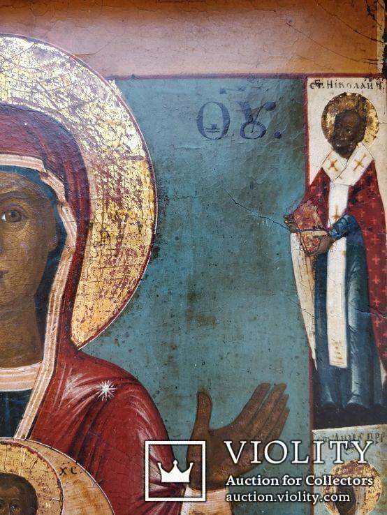 Знамение Пресвятой Богородицы, фото №5