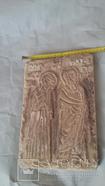 Икона Святых., фото №3