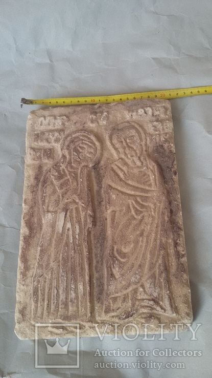 Икона Святых., фото №7
