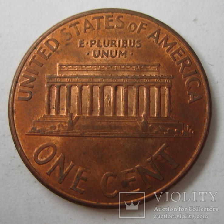США 1 цент 1999 года.D, фото №5