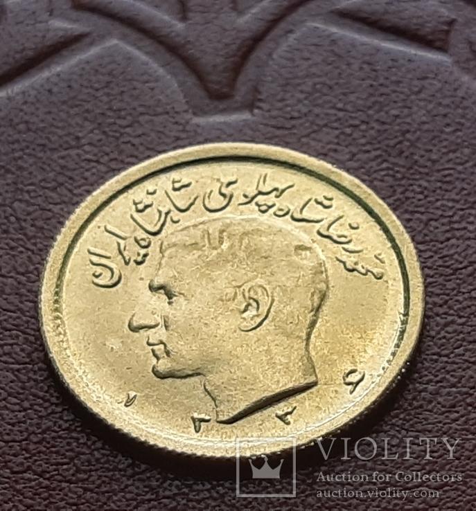 Золото Иран 1/2 пахлави, фото №12