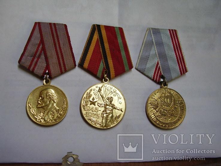 Три медали., фото №5