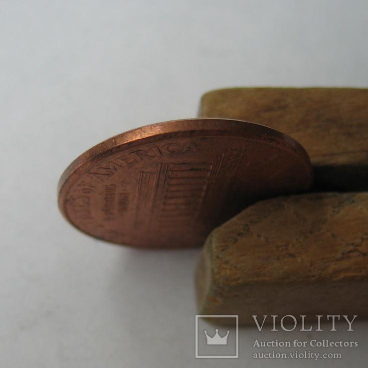 США 1 цент 2003 года.D, фото №8