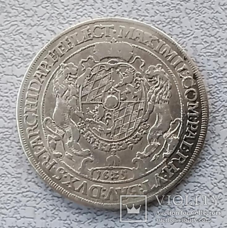 Талер 1625р. Бавария