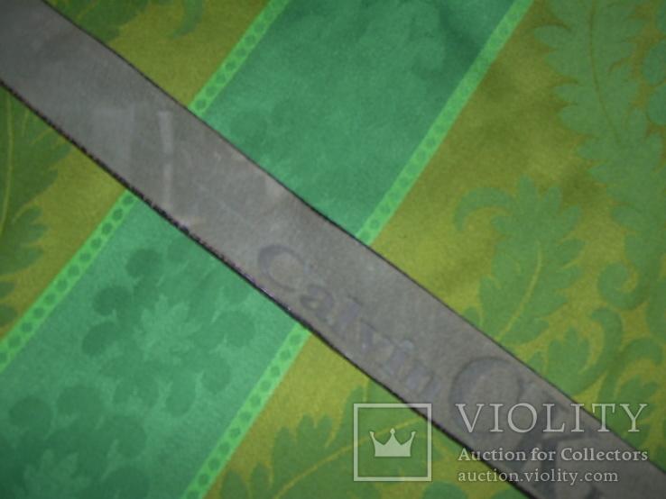Ремень кожаный Calvin Klein, фото №5
