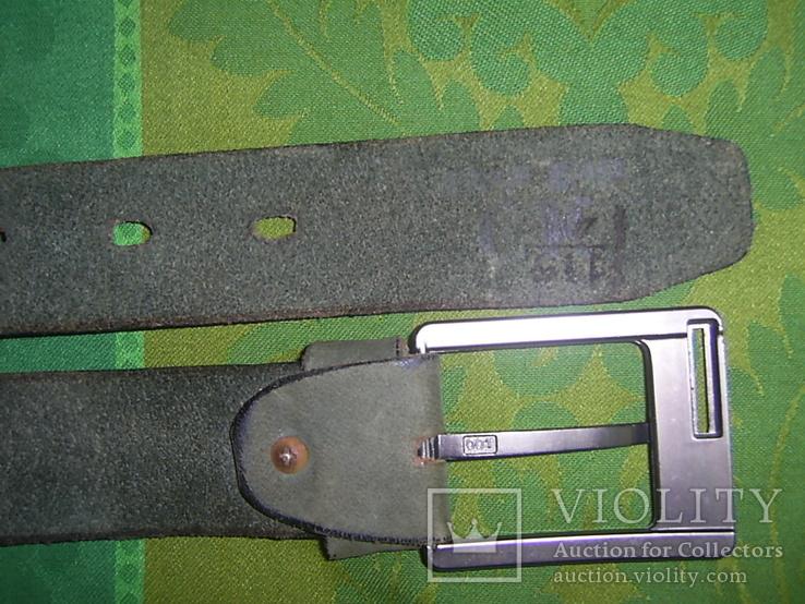 Ремень кожаный Calvin Klein, фото №8