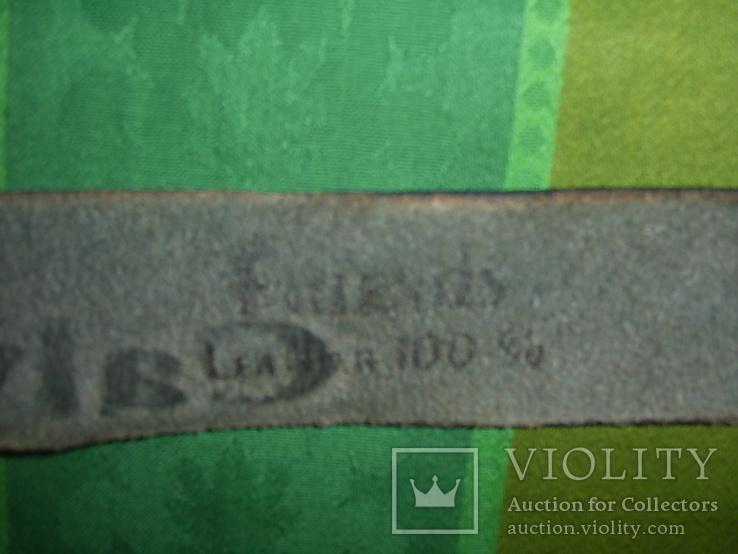 Ремень кожаный Calvin Klein, фото №9
