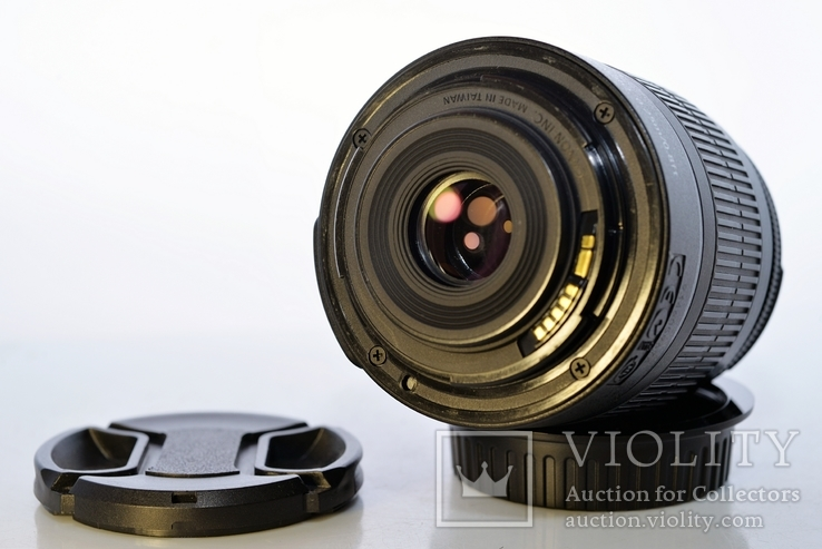 Canon EF-S 18-55mm f/3.5-5.6 IS II - є подряпини, фото №4