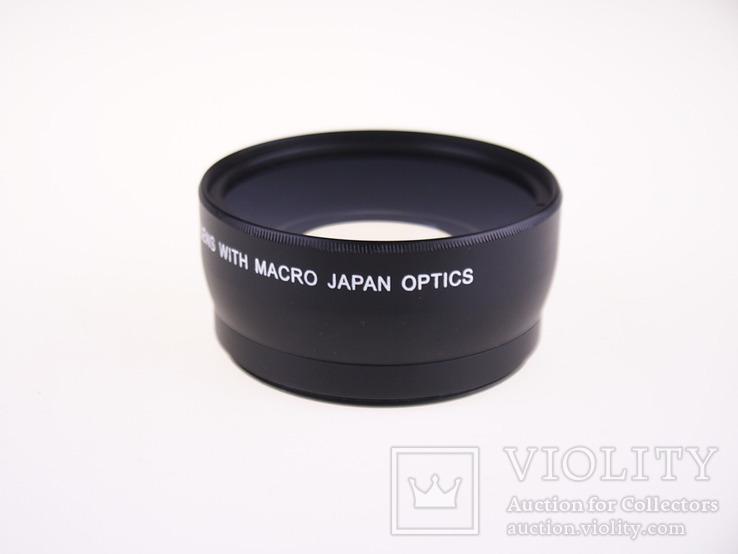 NEEWER DIGITAL HIGH DEFINITION 0.45X SUPER WIDE ANGLE LENS WITH MACRO JAPAN, фото №11