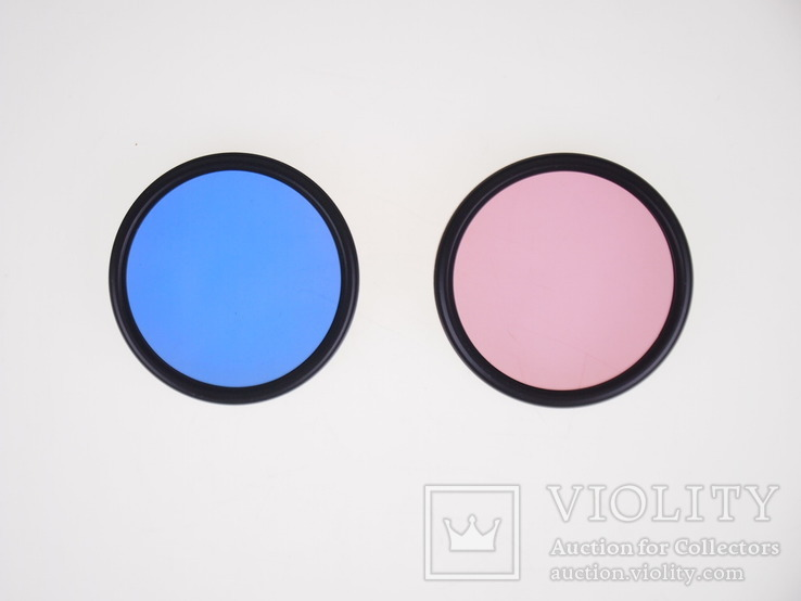 Фильтр Фильтры  Filter 49 mm 80 A FL - D TIFFEN USA, фото №8